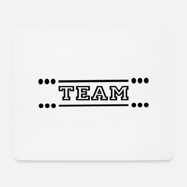 Team team - Mouse Pad