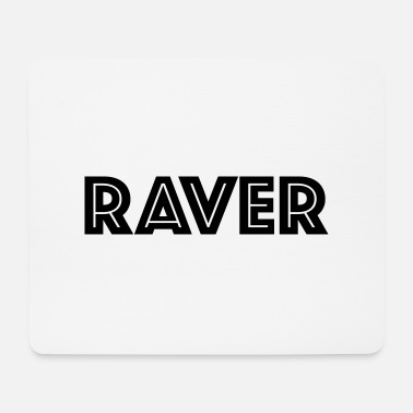 Raver RAVER - Tappetino per mouse (orizzontale)