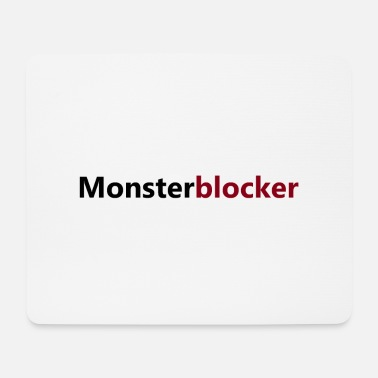 Monster blockers - Muismat