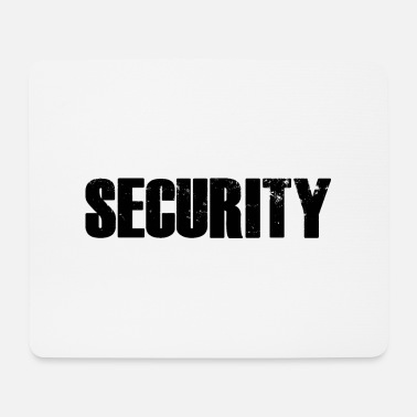 Security - Mouse Pad