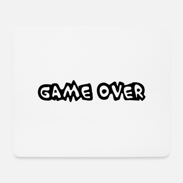 Game Over - Mouse Pad