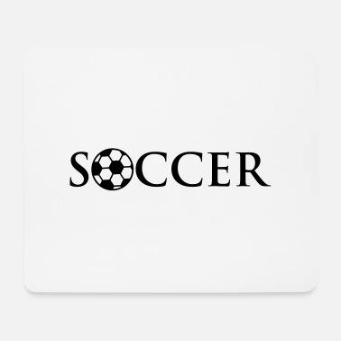 Soccer Ball Soccer Ball Logo Design - Tappetino mouse