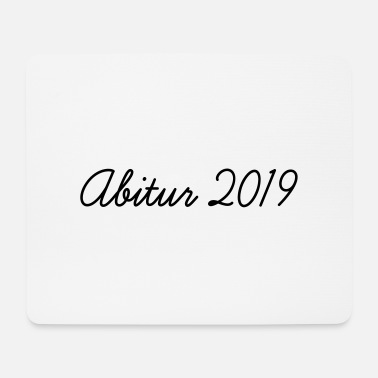 Pre School Graduation high school graduation in 2019 - Mouse Pad