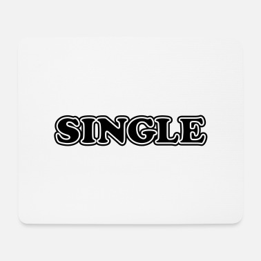 Single single - Tapis de souris