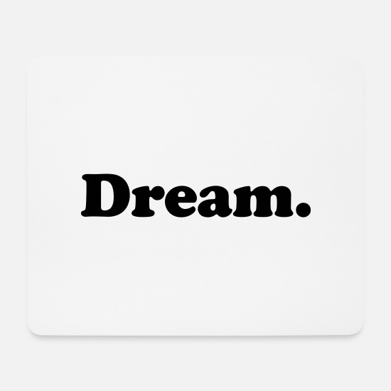 Performance Mouse Pads - dream - Mouse Pad white