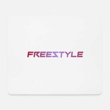 Freestyle Freestyle - Tappetino per mouse (orizzontale)