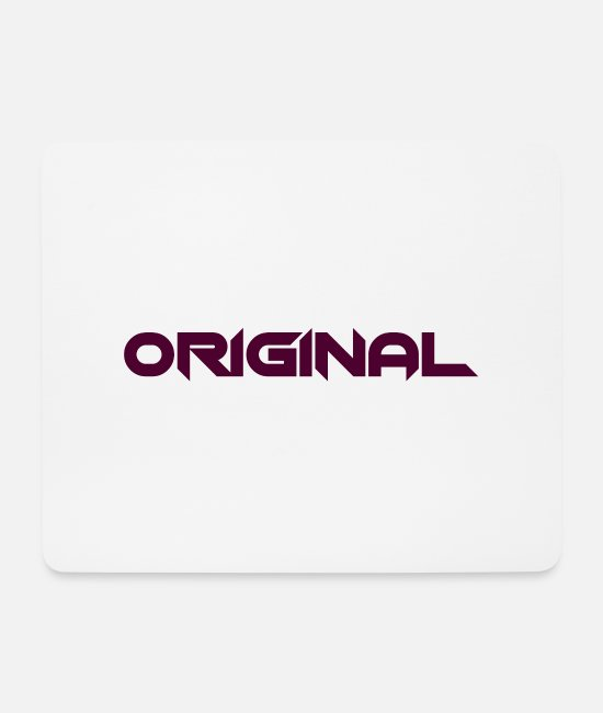 Teenager Mouse Pads - Original - Mouse Pad white
