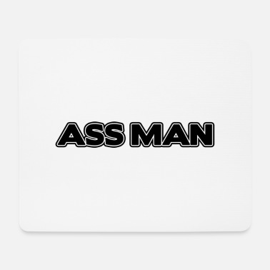 Ass ASS MAN - Musemåtte