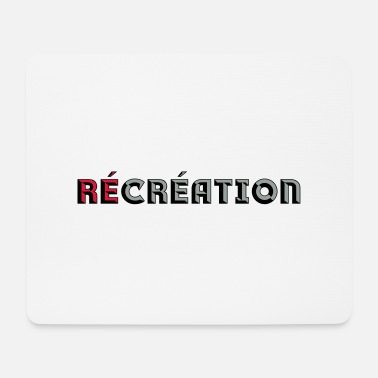 Recreational Recreation 2 - Mouse Pad