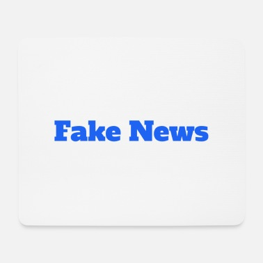 Fake Fake News - Tapis de souris