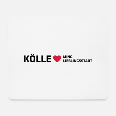 Favorite City Koelle favorite city - Mouse Pad