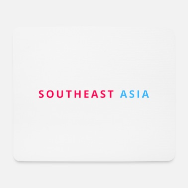 Asia Southeast Asia Asia asian - Mouse Pad