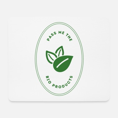 Happiness Bio Products Products Vegan Vegetarian Gift - Mouse Pad
