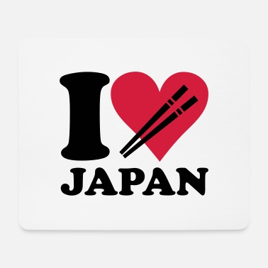 Japan Japan - I love Japan - Musemåtte