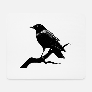 Crow Metal Crow - Mousepad
