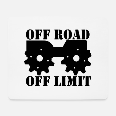 Off Off Road Off Limit - Hiirimatto