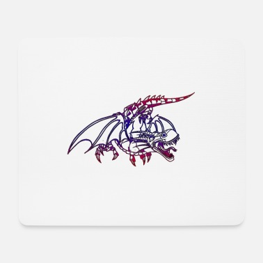 Dragon - Mouse Pad
