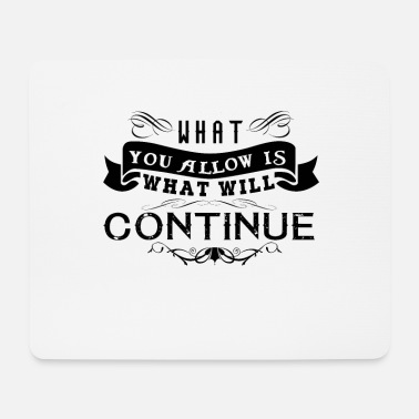 Quote Motivation Quote - Mousepad