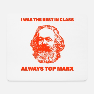 Class Struggle Communism Lenin Stalin Marx class struggle saying - Mouse Pad