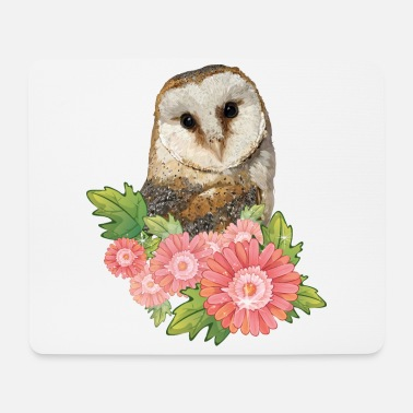 Belfry Common owl - Mouse Pad