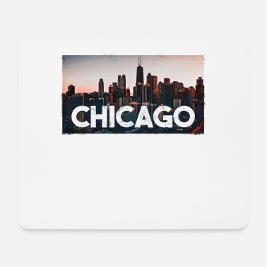 Chicago Chicago - Mousepad