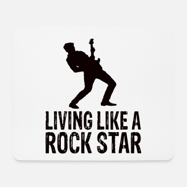 Rock Music Rock music - Mouse Pad