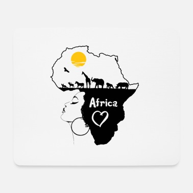 Africa Africa Africa - Mouse Pad