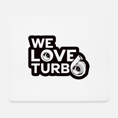Tuning Tuning Turbocharger Auto Tuning Turbo - Tappetino mouse