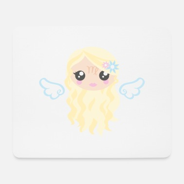 Virgo Girl - Mouse Pad