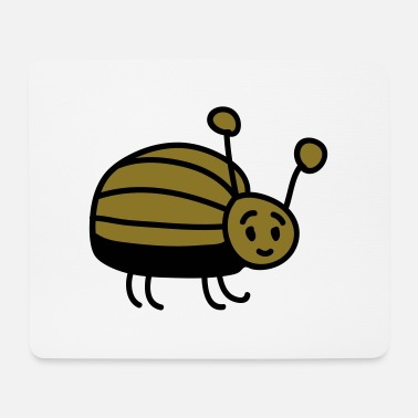 Small small beetle - Mouse Pad