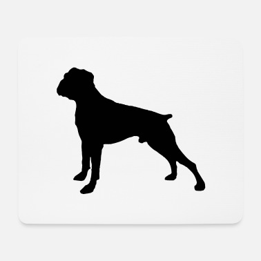 Boxer Dog - Mouse Pad