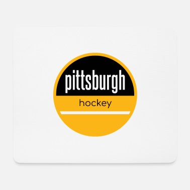 Hockey Hockey di Pittsburgh - Tappetino mouse