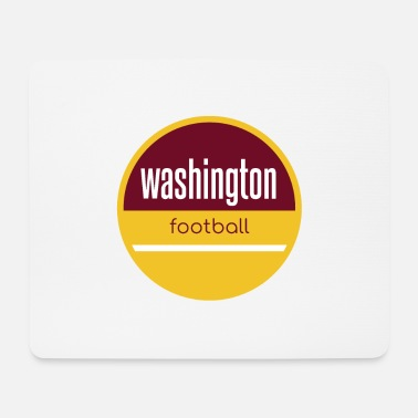 Redskin Washington football - Mouse Pad