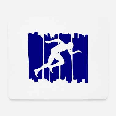 Athletics Sprinter - Athletics - Athlete Sports Athlete - Mouse Pad