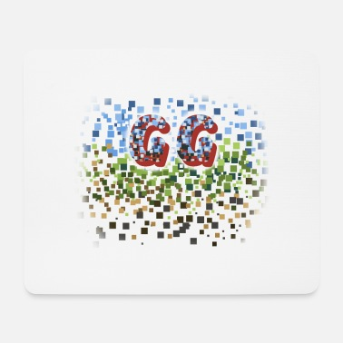 GG - Good Game - Mouse Pad