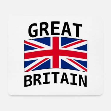 Britain Great Britain - Mouse Pad