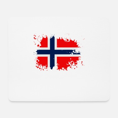 Norway Norway / Norway - Mouse Pad