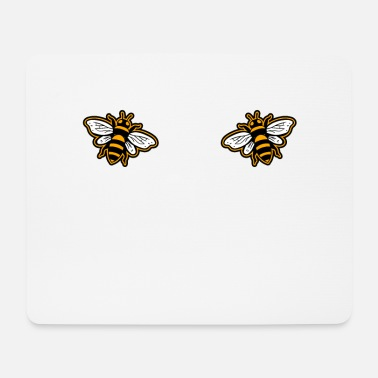 National Underwear Bee BH - Mouse Pad