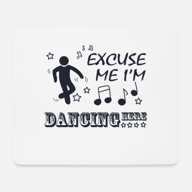 Male Dancer dancer - Mouse Pad