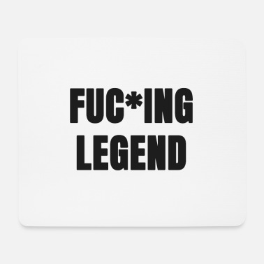 Legends Legende - legend - Mousepad
