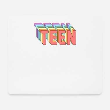 Teen TEEN - Mouse Pad