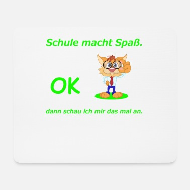 Grade School Back to school, school, ABC, first grade, school enrollment, - Mouse Pad
