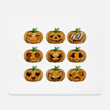 Emotion Halloween Pumpkin Emotions Retro - Musmatta