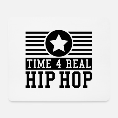 Old School Hip Hop time_for_real_hip_hop_gi1 - Mouse Pad