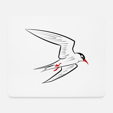 The British Empire Tern - Mouse Pad