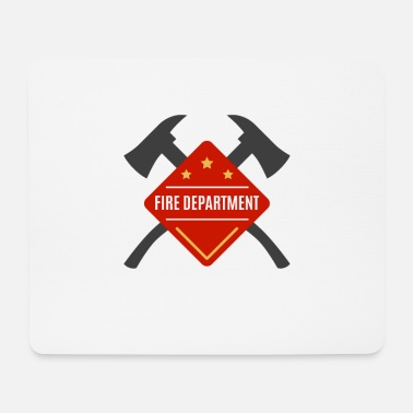 Fire Department Fire Department - Fire Department - Mouse Pad