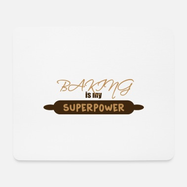 To Bake Baking - baking - Mouse Pad