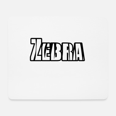 Animals Zebra animal animal - Mouse Pad