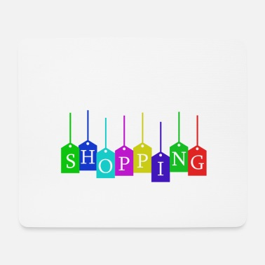 Shop Shopping - shopping - Mouse Pad
