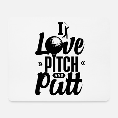 Pitch Pitch and Putt Pitch and Putt Pitch and Putt - Mouse Pad